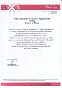 IFAC Финэкспертиза